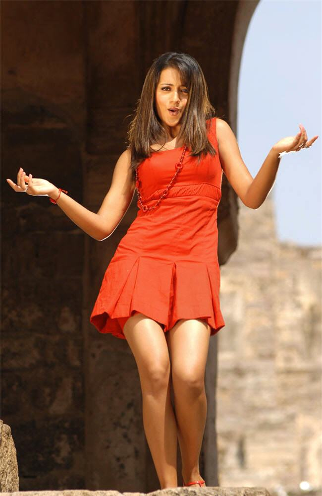 trisha telugu movie stills